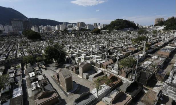 Transferência de titularidade de jazigos em cemitérios públicos do Rio volta a ser permitida. Foto: arquivo