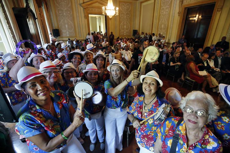 Prefeitura comemora um ano da plataforma Adote.Rio Fotos: Marcos de Paula/Prefeitura do Rio
