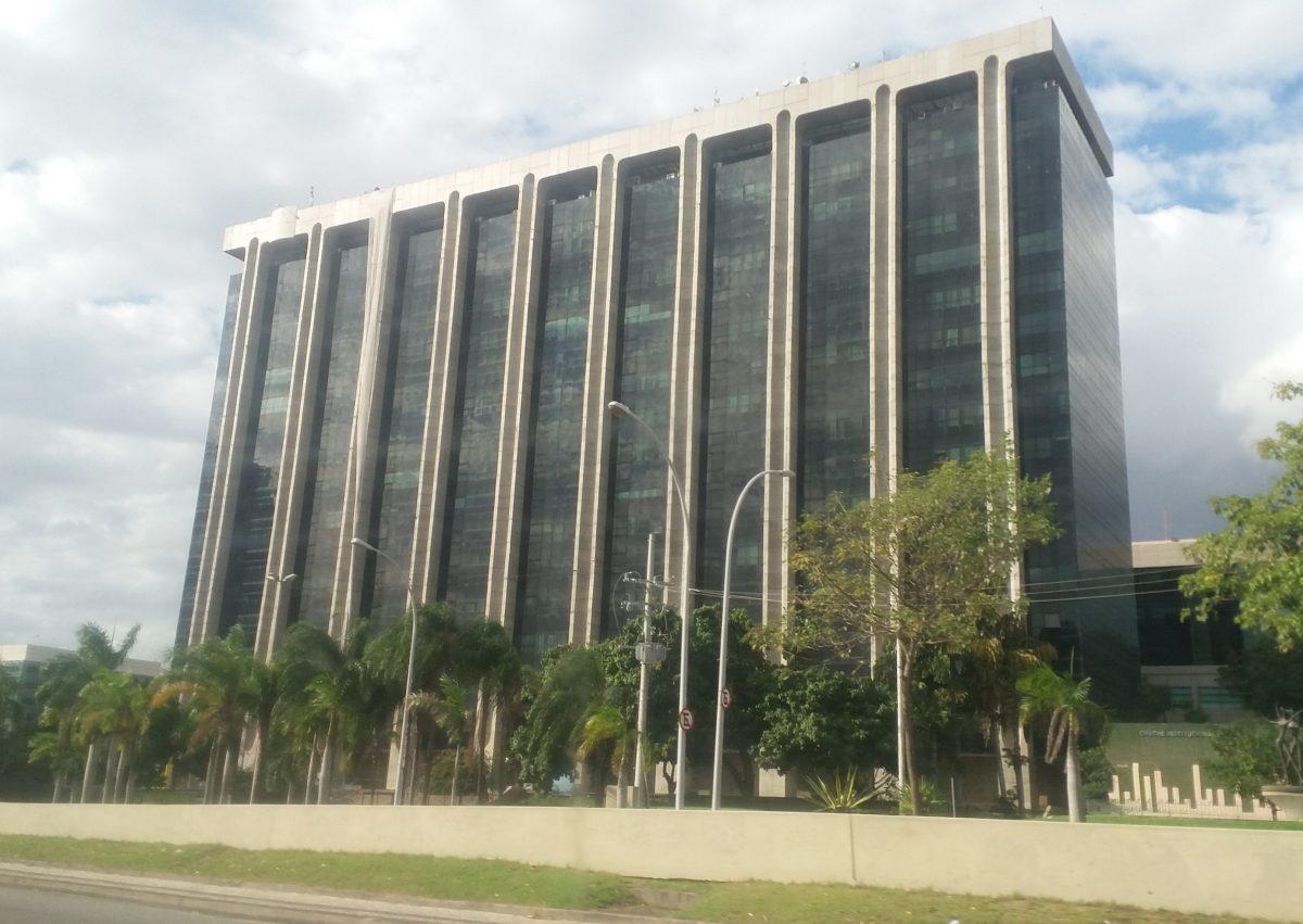 Centro Administrativo São Sebastião, sede da Prefeitura. Foto: Divulgação / Prefeitura do Rio