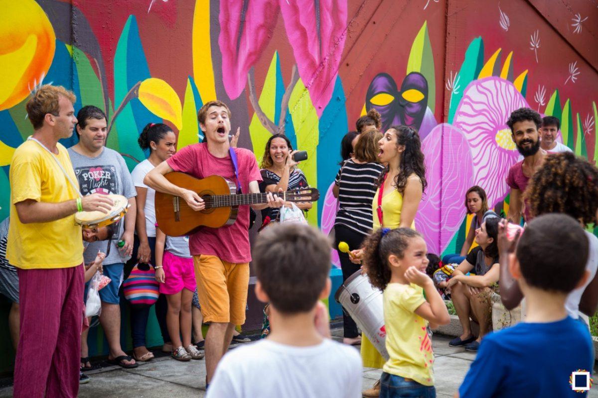 Música e teatro estão estão entre as atrações para a criançada no mês especial de outubro na rede municipal de cultura. Foto: divulgação