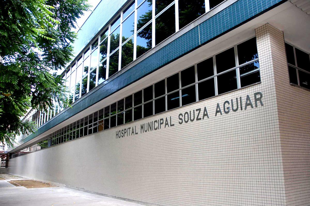 Hospital Municipal Souza Aguiar comemora 112 anos de funcionamento