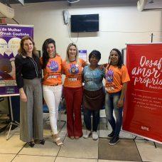 campanha da Não Violência Contra a Mulher
