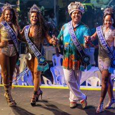 Concurso Rei Momo e Rainha do Carnaval 2019, em imagem de arquivo: para a edição de 2020, inscrições prorrogadas. Foto: Fernando Maia / Riotur