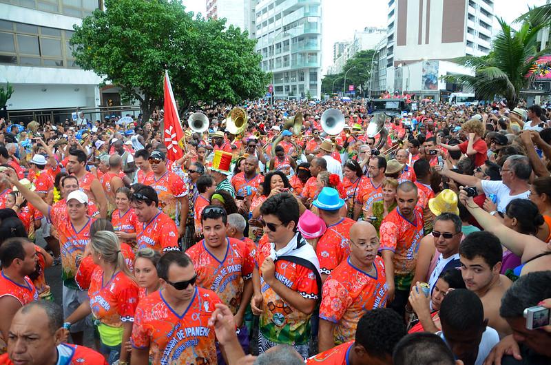 Banda de Ipanema poderá desfilar no horário tradicional Foto: Alexandre Macieira|Riotur