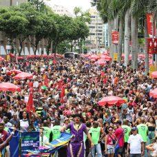 Cordão da Bola Preta levou 630 mil foliões ao Centro do Rio. Foto: Fernando Maia / Riotur
