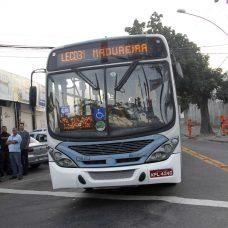 Ônibus não vão parar de circular no Rio de Janeiro. Foto:Paulo Sérgio/Prefeitura do Rio