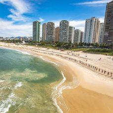 Evento na praia de São Conrado vai mobilizar 2 mil voluntários ao longo da orla. Foto: Divulgação
