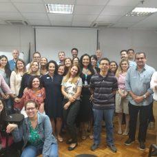 Turma do PDIA da Fundação João Goulart. Foto: divulgação