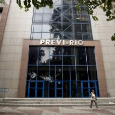 A sede do Previ-Rio. Foto: Divulgação