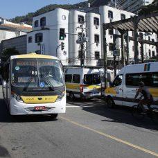 CET-Rio registrou redução de tráfego nas vias em dias úteis. Foto: Divulgação / Prefeitura do Rio
