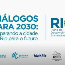 Encontro online ocorre nesta quinta-feira (21) e é o terceiro de uma série temática em que a população interage enviando perguntas aos especialistas. Foto: Divulgação / Prefeitura do Rio