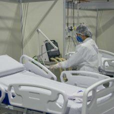 Vagas na área da saúde são para hospitais de referência no coronavírus no município. Foto: Marco Antônio Rezende / Prefeitura do Rio