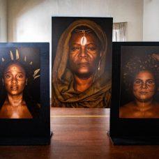 Exposição o Olhar Delas, no Museu da História e da Cultura Afro-brasileira. Dia do continente africano será celebrado na próxima segunda-feira, 25/05. Foto: Nana Tavares