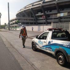 Partida válida pela Taça Rio será com portões fechados. Foto: Divulgação / Prefeitura do Rio