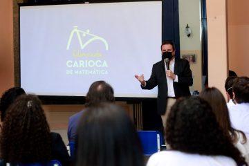 Prefeitura do Rio lança Olimpíada Carioca de Matemática